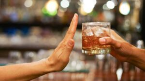 ALCOHOL CONSUMPTION & NEW GUIDELINES